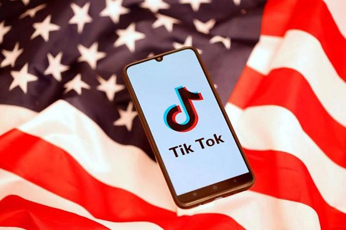 China rechazaría intento de EE.UU. por apropiarse de Tik Tok