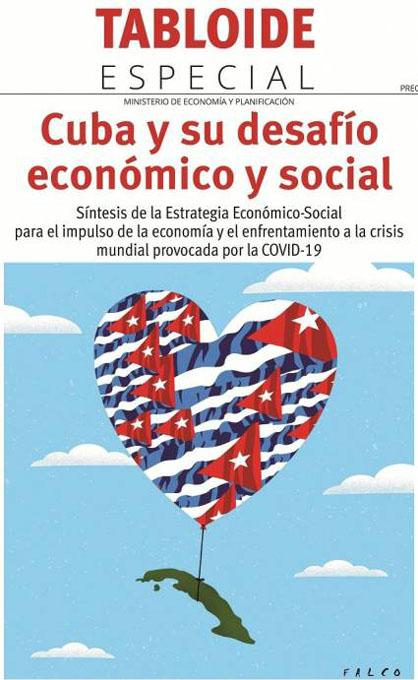 Correos de Cuba pone a la venta nuevo tabloide especial