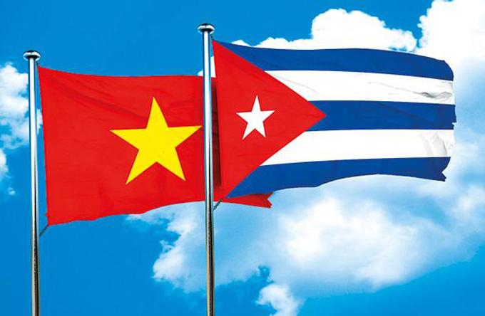 Felicita Díaz-Canel a Vietnam por el aniversario 75 de su independencia