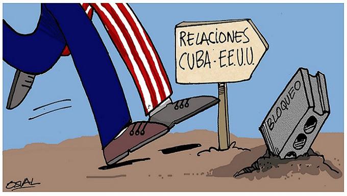 Alemania rechaza bloqueo impuesto por EE.UU. a Cuba