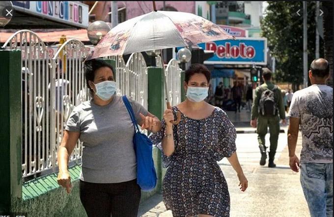 Cuba confirma 81 casos nuevos de Covid-19