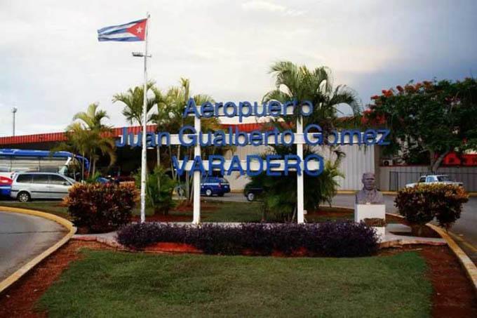 Aeropuerto internacional de Cuba preparado para reiniciar operaciones