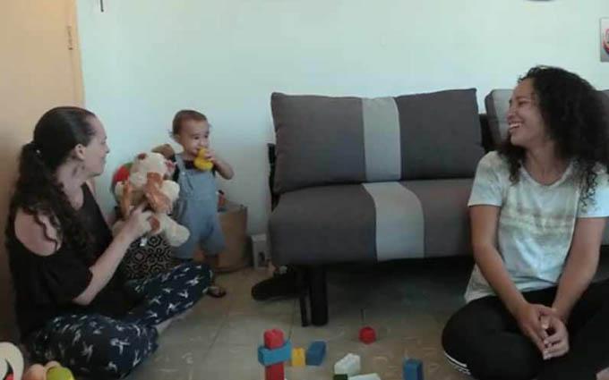 Paulo, primer niño registrado en Cuba como hijo de dos madres (+Video)