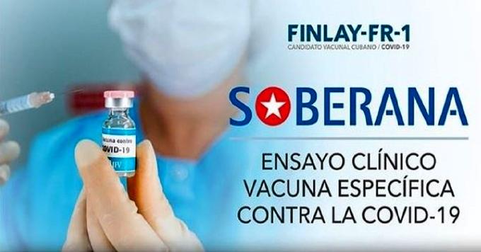 Cuba prosigue ensayo clínico de vacuna contra la Covid-19 (+video)