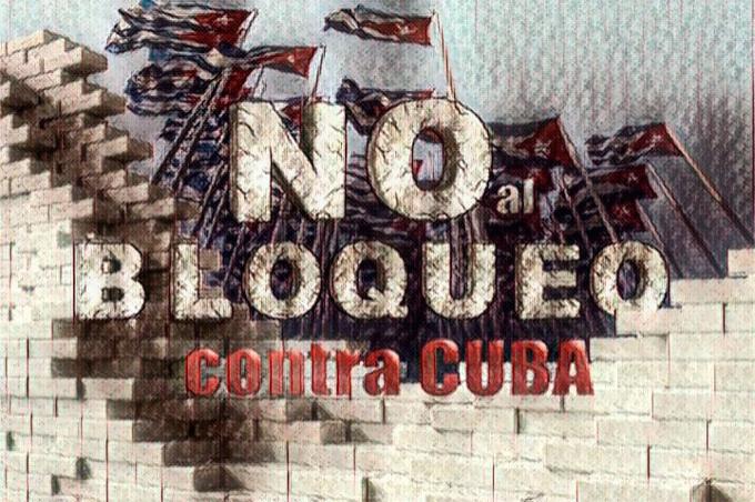 Denuncia presidente cubano renovación del bloqueo estadounidense