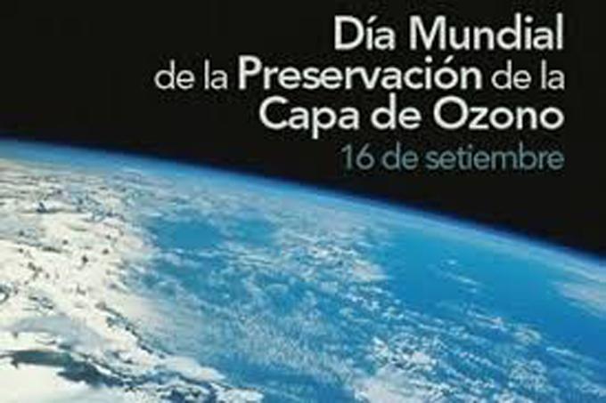 Celebran en Cuba día de la preservación de la capa de ozono