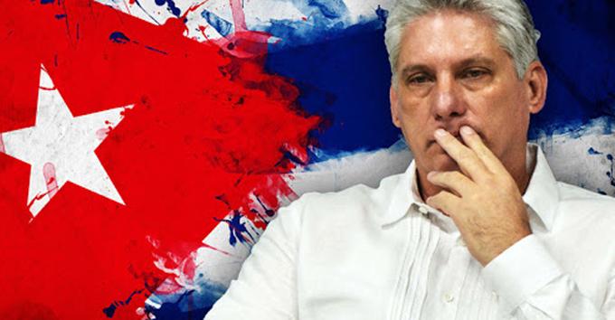 Denuncia Presidente cubano calumnias de Mike Pompeo en su gira por Latinoamérica