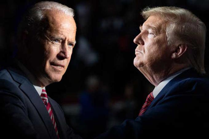 EE.UU.: Biden supera a Trump a nivel nacional, empate en Florida