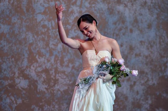 Distinguen a Viengsay Valdés con Premio Positano de la Danza