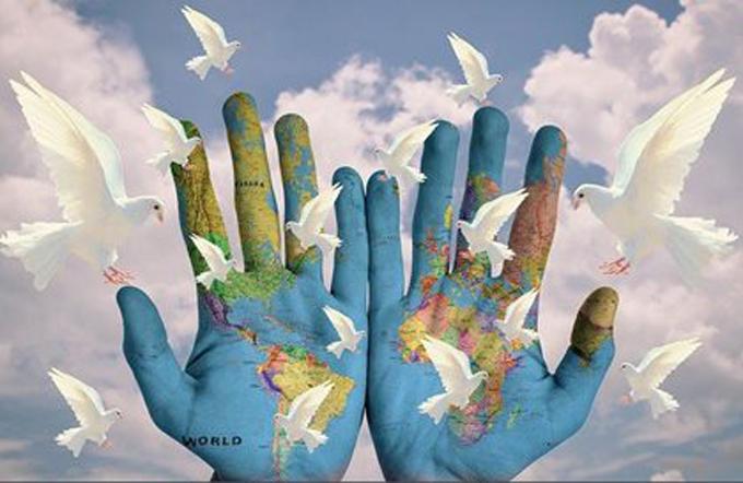 Promovemos la paz, no el odio ni el terrorismo