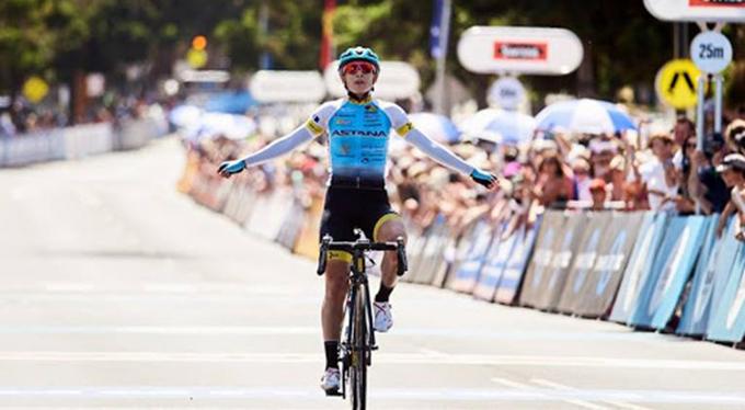 Pugnará hoy Arlenis Sierra en etapa más fuerte del Giro Rosa