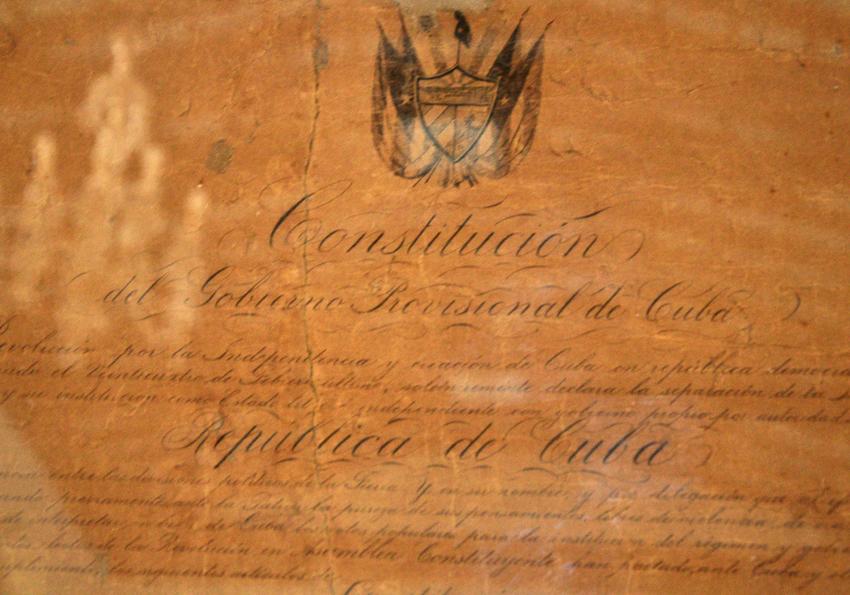 La Asamblea de Jimaguayú: suceso trascendental del siglo  XIX