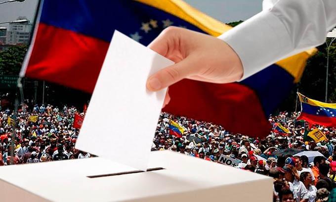 Movimientos sociales se unen a campaña electoral en Venezuela