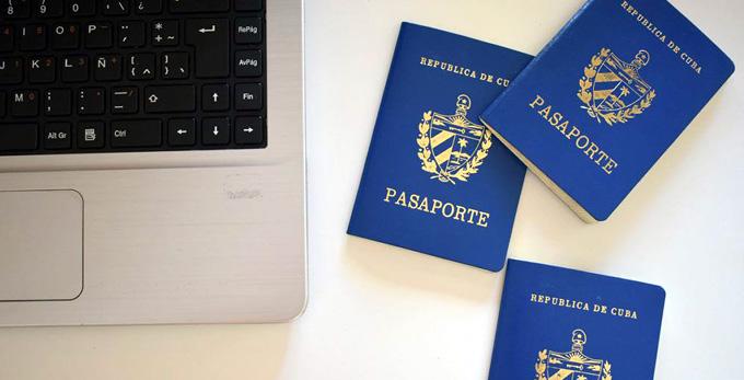 Suspenden trámites de documentos de identidad y pasaporte