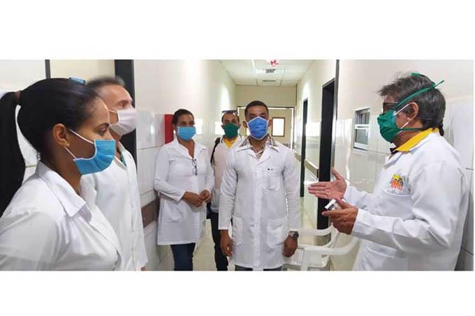 Calidad humana y profesional, esencias del desafío médico cubano