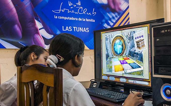 Festejan Joven Club de Computación y Electrónica advenimiento de su XXXIII aniversario
