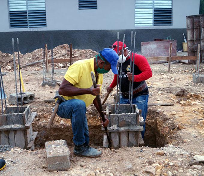 Insiste Díaz-Canel en la construcción de viviendas en Cuba