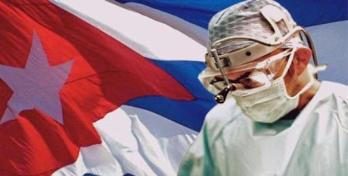 Reconocen en Barbados labor de sanitarios de Cuba ante la Covid-19