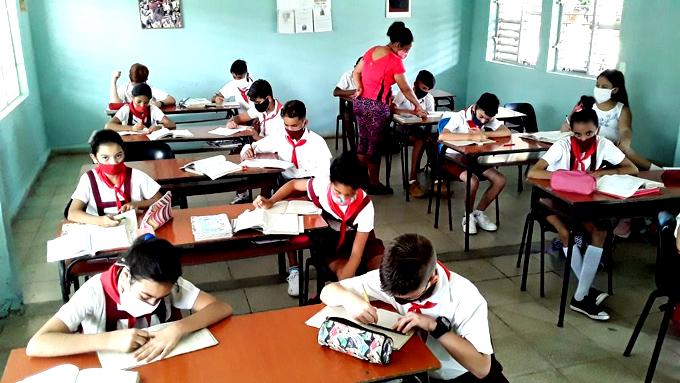 La escuela cubana, otra víctima del bloqueo
