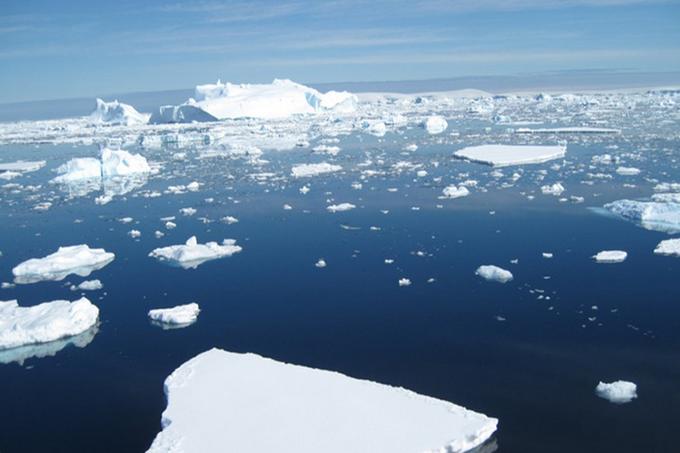 Verano de 2020: demasiado fuerte para las capas de hielo y glaciares