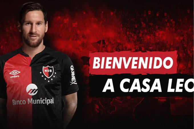 Messi jugará con club argentino en 2023
