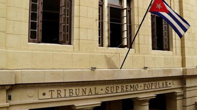 Autoriza Tribunal Supremo Popular vías telemáticas para la comunicación en actos procesales