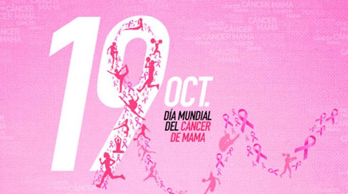 Se celebra hoy el Día Mundial de la Lucha contra el Cáncer de Mama