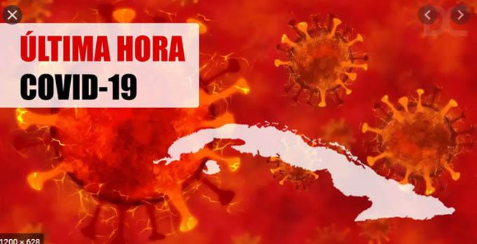 Cuba con 39 nuevos casos de Covid-19, suman seis mil 766