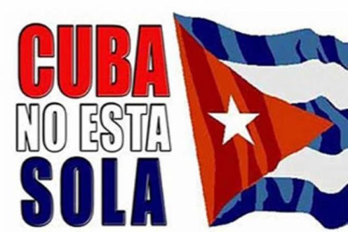 Rechazarán en la redes bloqueo de EE.UU. contra Cuba
