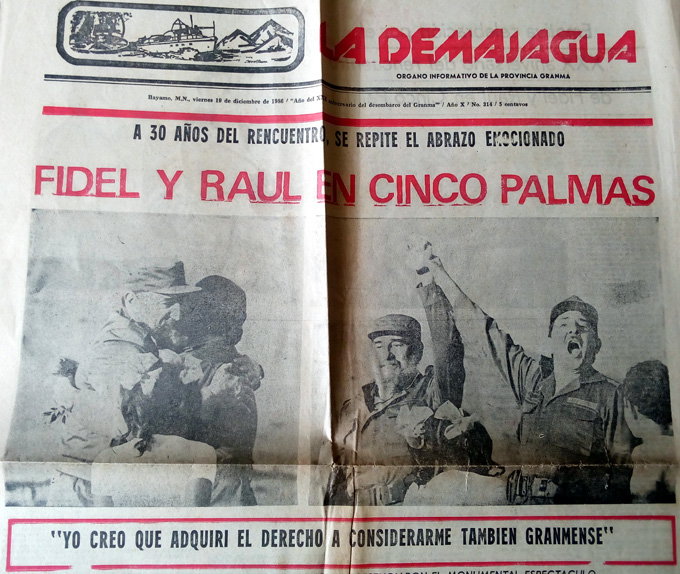 Periódico La Demajagua, continuador de más de dos siglos de prensa escrita