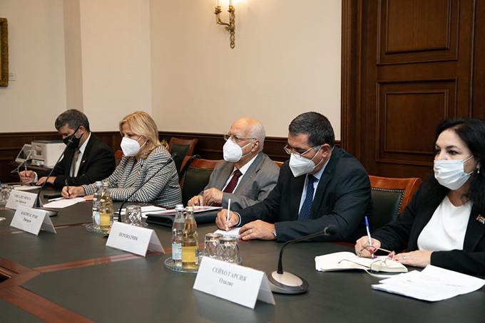 Concluyó positivo e intenso programa de viceprimer ministro cubano en Rusia