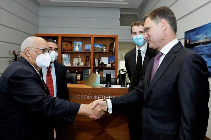 Visita de viceprimer ministro de Cuba refuerza cooperación con Rusia