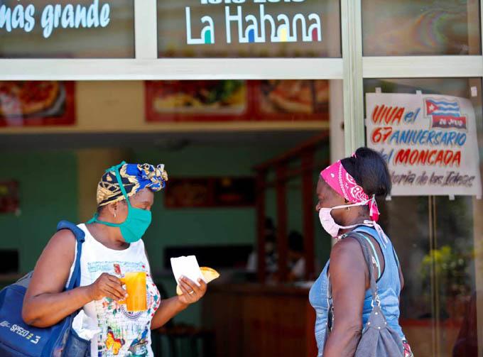 Reportan en Cuba 63 nuevos casos con Covid-19