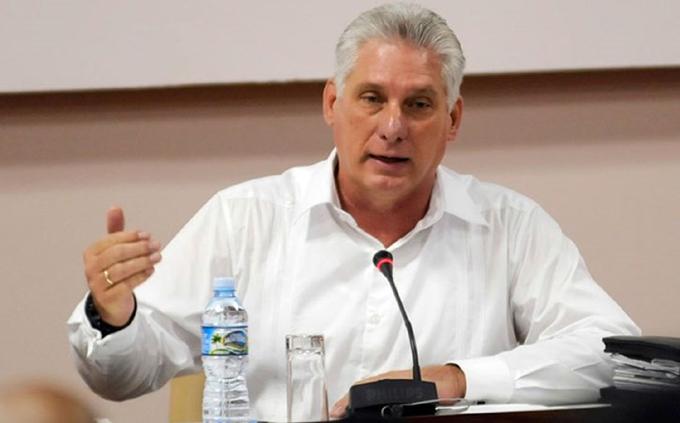 Cuba siempre tendrá una participación activa en favor del multilateralismo, afirmó Díaz-Canel