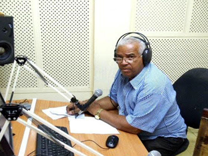 Falleció reconocido periodista bayamés David Rodríguez (+video)