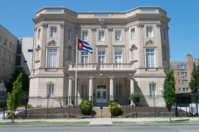 Reiteran denuncia a postura de Estados Unidos ante ataque a embajada cubana