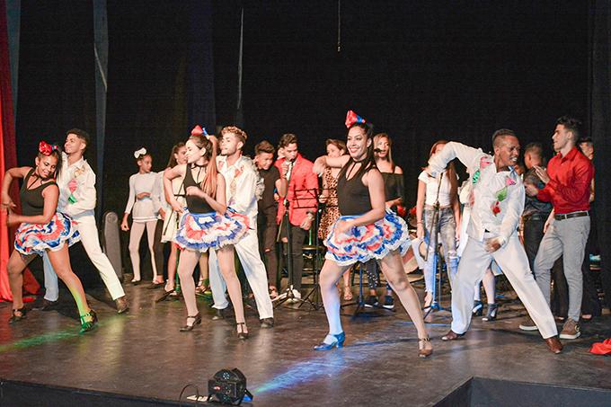 Celebran aniversario 40 de la Sala Teatro José Joaquín Palma (+fotos)