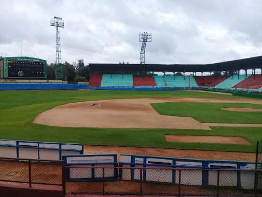 ¿Artillería pesada hoy en el Julio Antonio Mella en béisbol cubano?