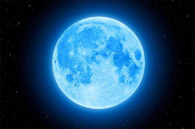 Luna Azul en Halloween, fenómeno astronómico inusual