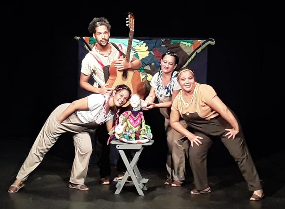 Estrena Teatro Andante de Cuba nueva versión de la obra Cantar a Teresita
