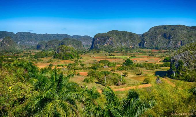 Viñales puede ser el primer Geoparque de Cuba