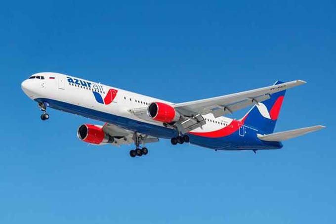 Informan en Rusia sobre posibles vuelos a Cuba en noviembre próximo
