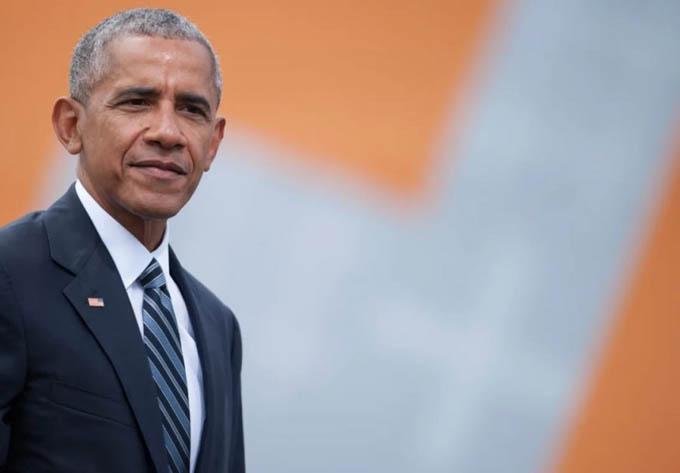 Obama pide a jóvenes en EE.UU. votar por Biden