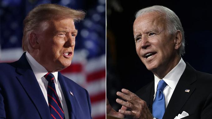 Trump y Biden, sin grandes diferencias en temas militares y de seguridad