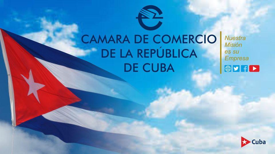 Cámara de Comercio de Cuba por ampliar exportaciones y relaciones con inversores extranjeros