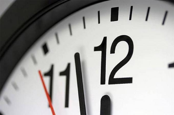 Cuba regresa al horario normal el primero de noviembre