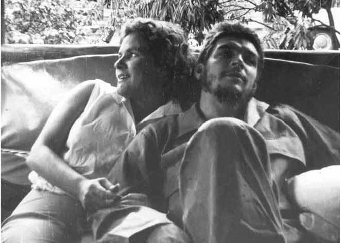 Ernesto 'Che' Guevara y sus historias de amor