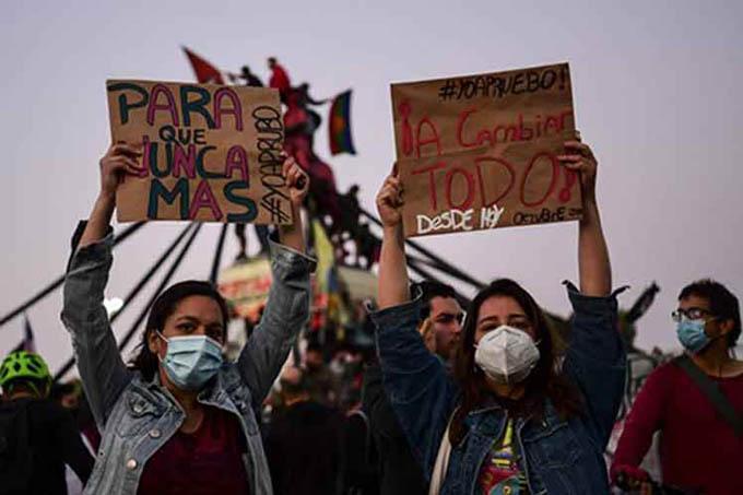 Un plebiscito para cambiar la historia en Chile