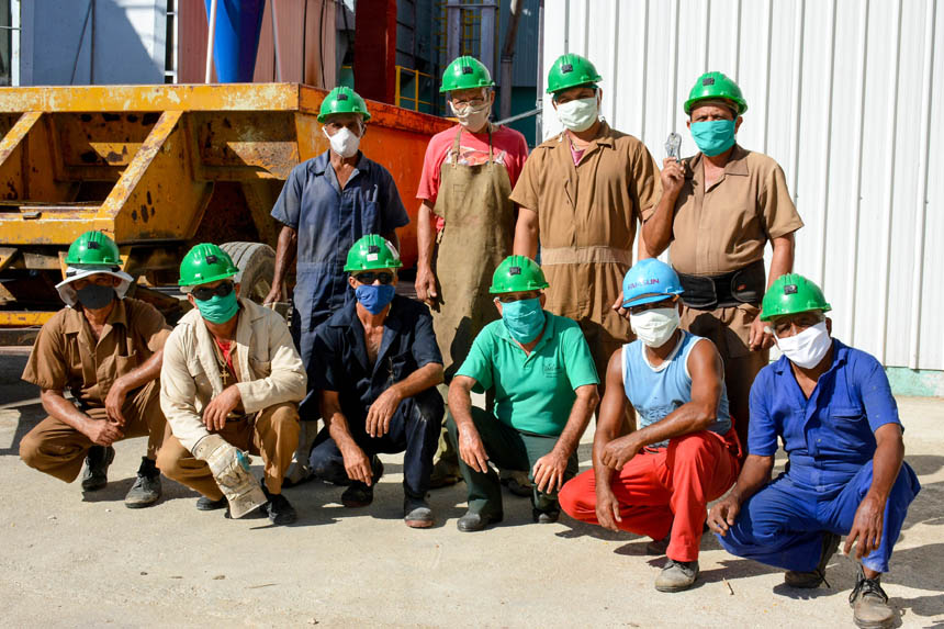Acoge hoy, UEB  Grano actividad nacional por el Día del trabajador agropecuario