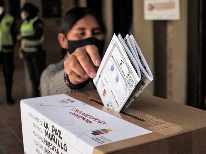 Voto de residentes en Argentina, crucial en elecciones en Bolivia